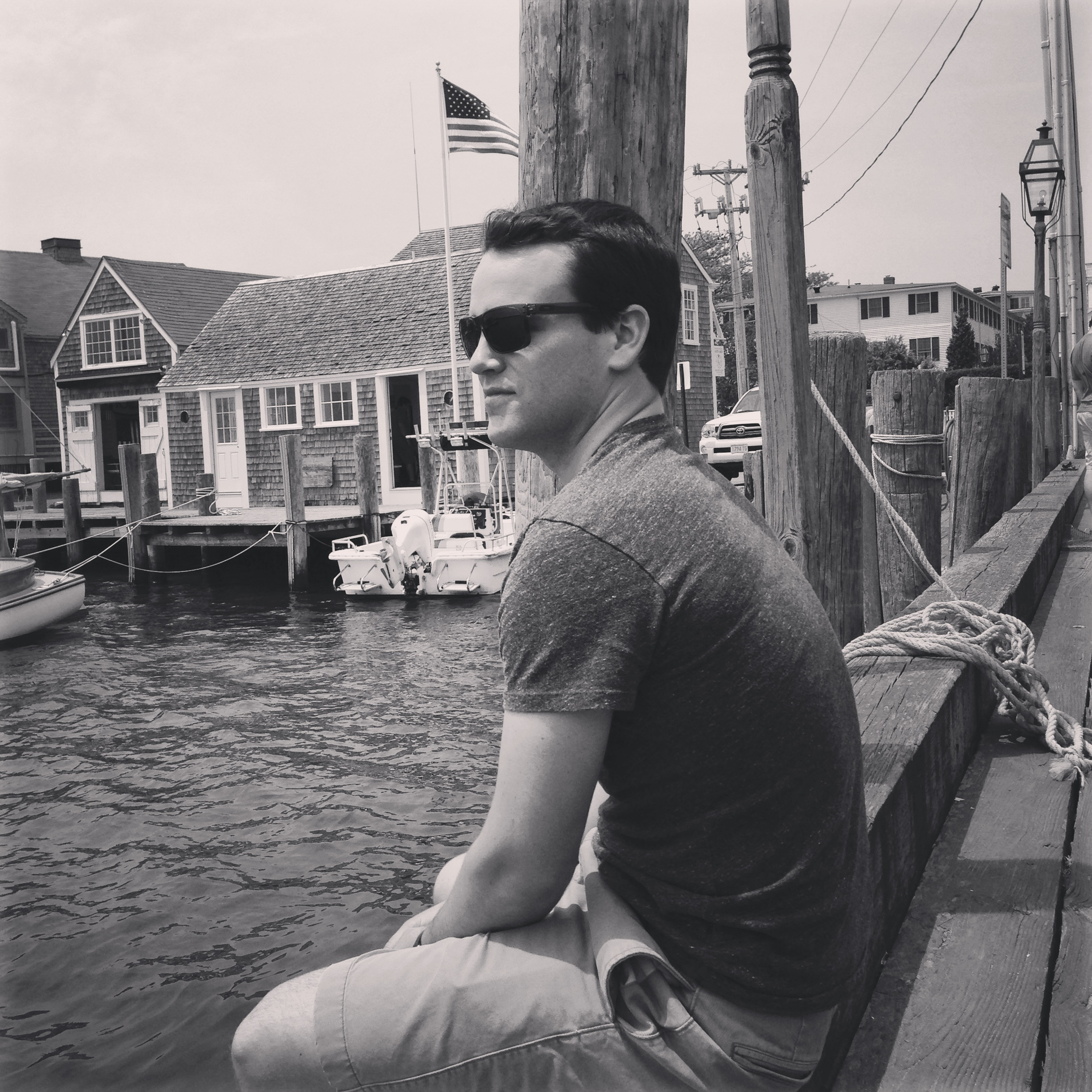 Steve in Edgartown