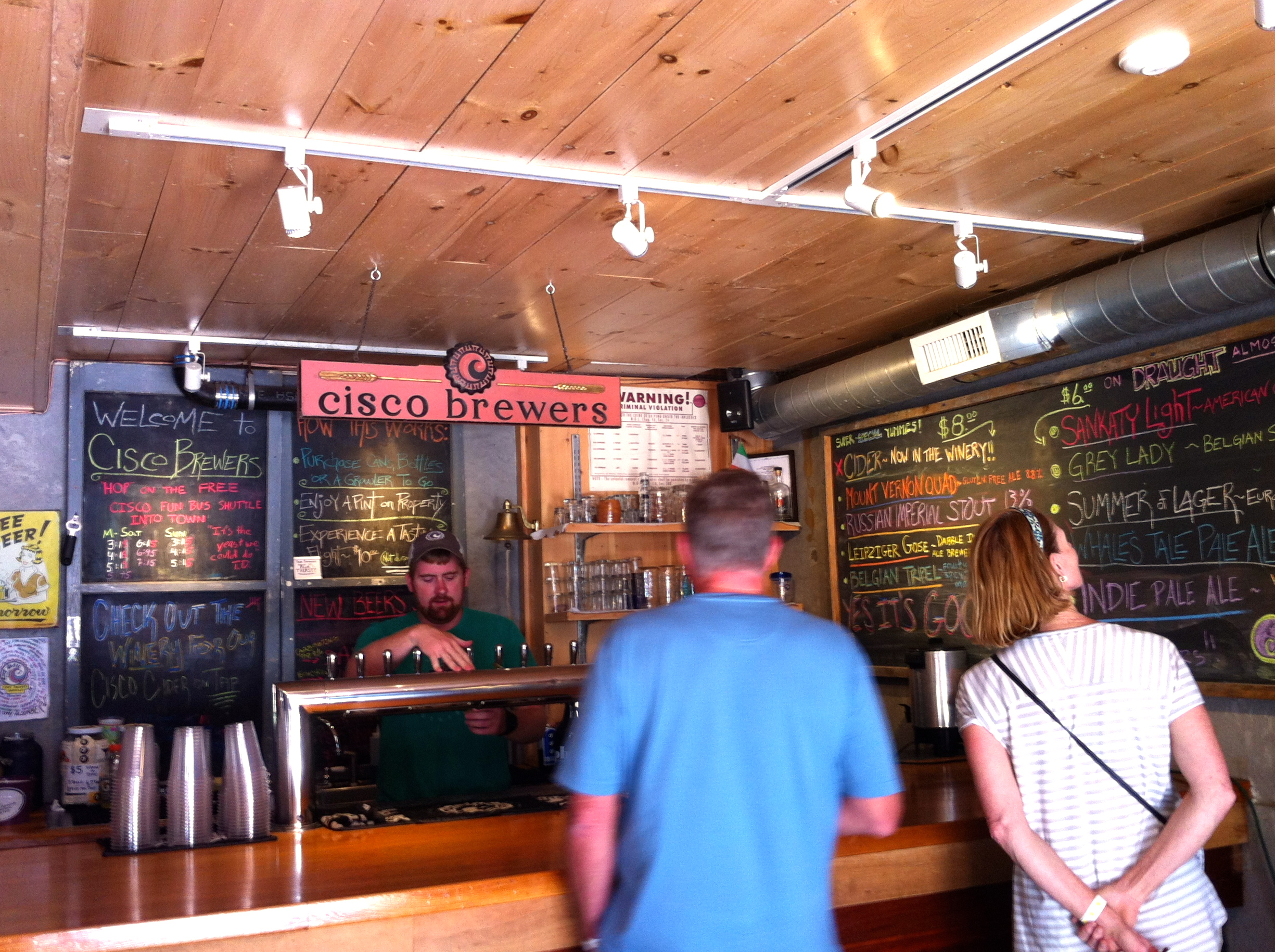 Cisco Brewery 7