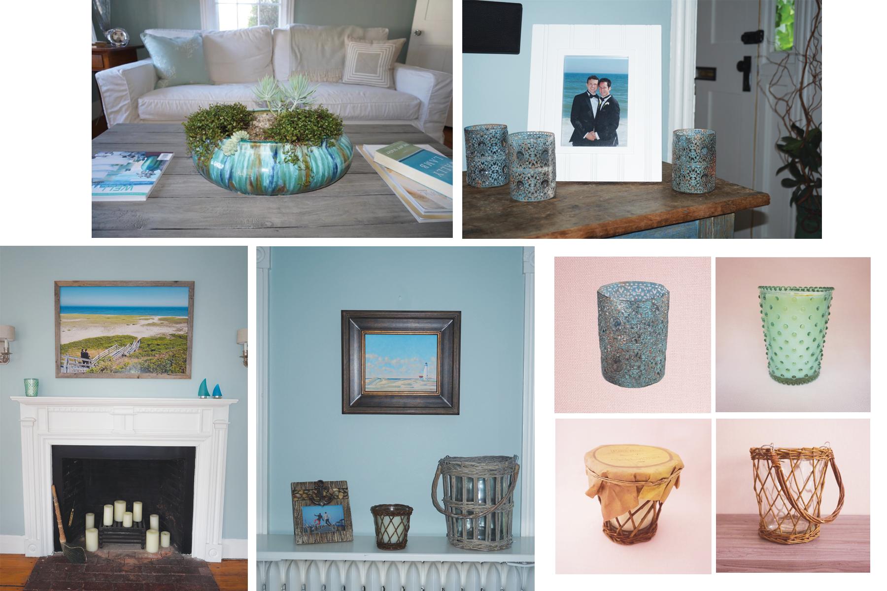 Brilliant Decorating A Nantucket House Largest Home Design Picture Inspirations Pitcheantrous