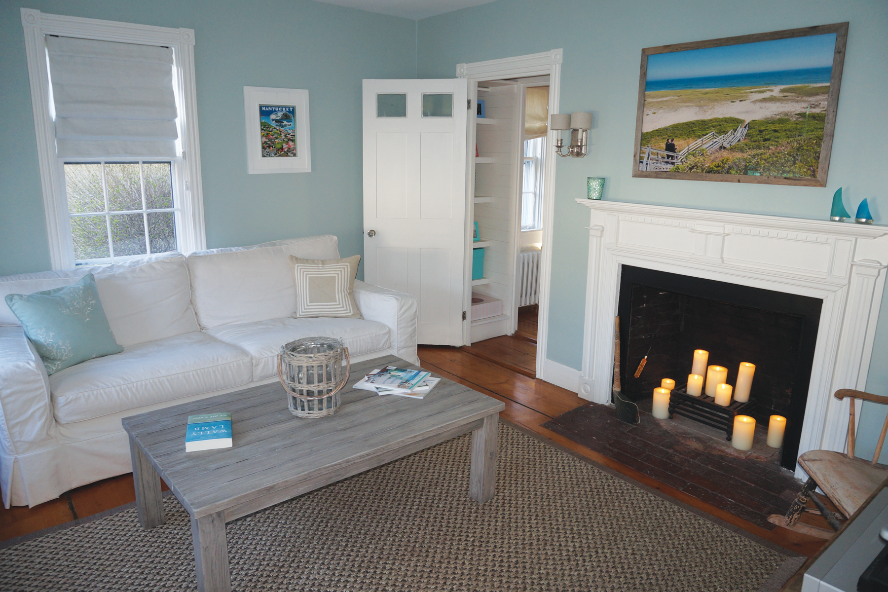 Decorating A Nantucket House