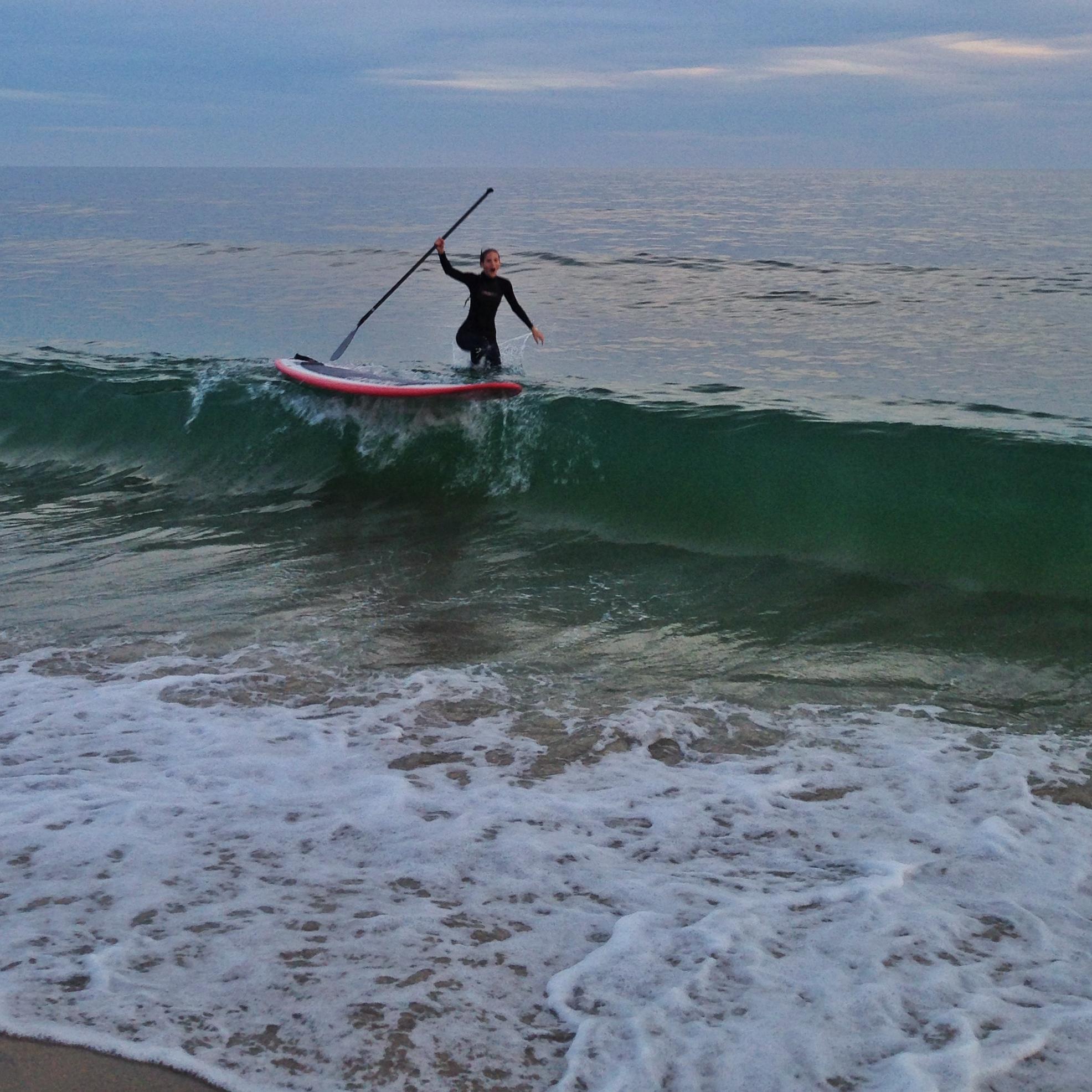 Paddlewaves