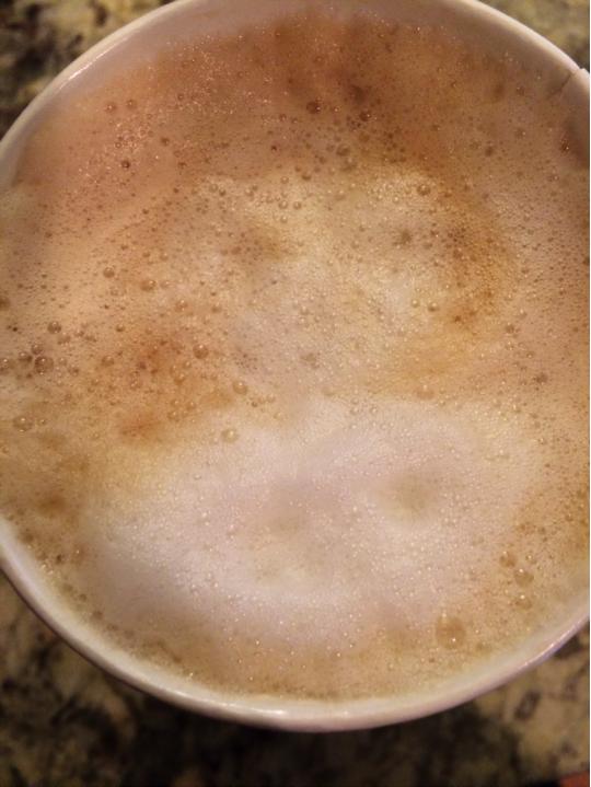 Thereisamonkeyinmycoffee