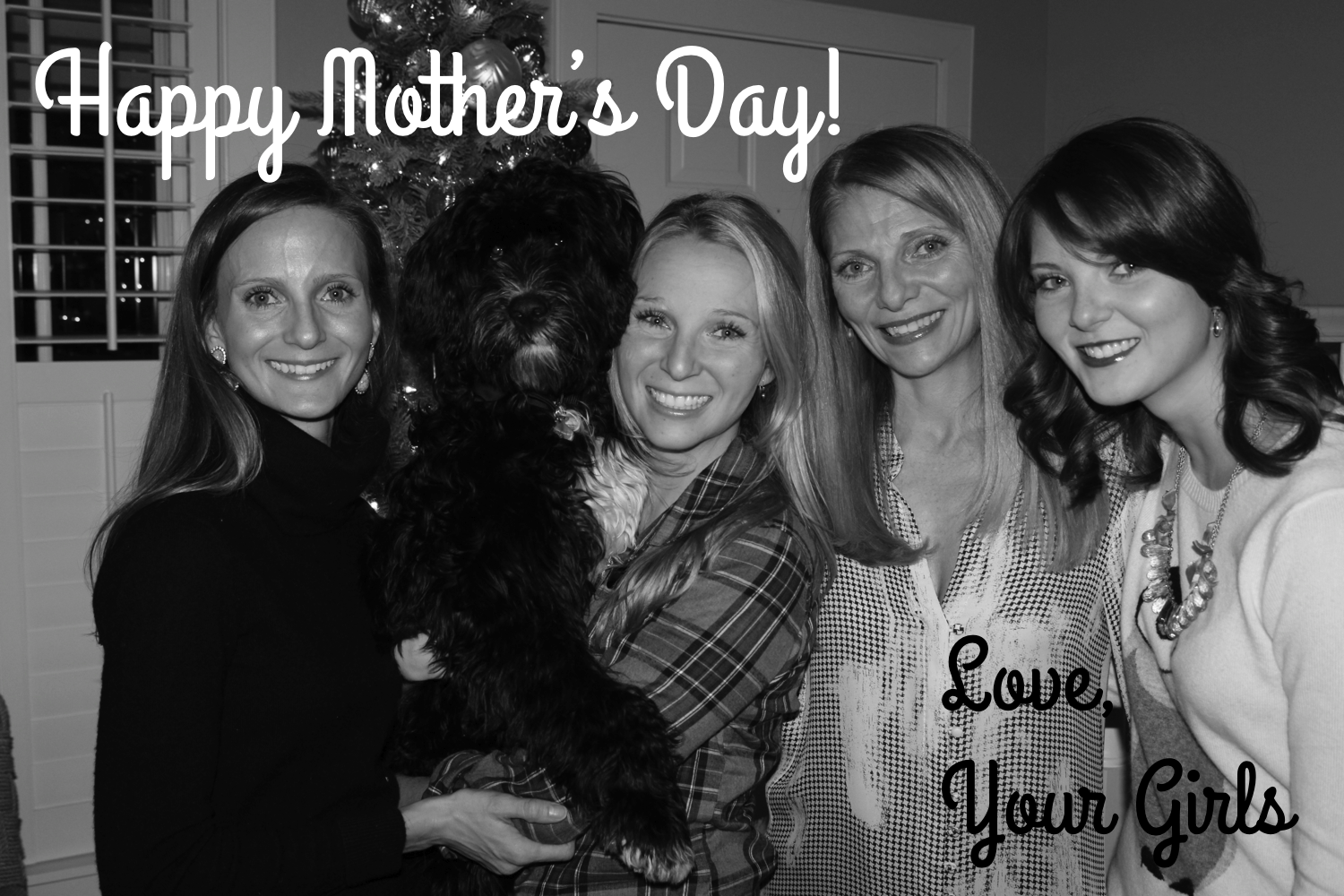 HappyMother'sDayfromyourgirls