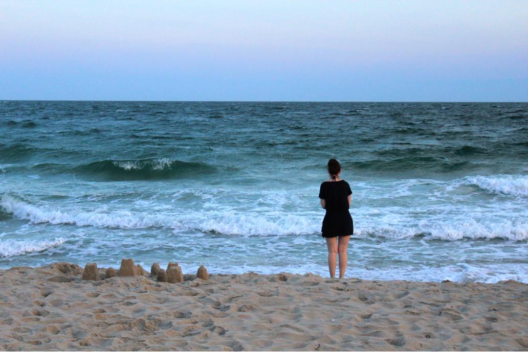 BeachSunsetSwim4