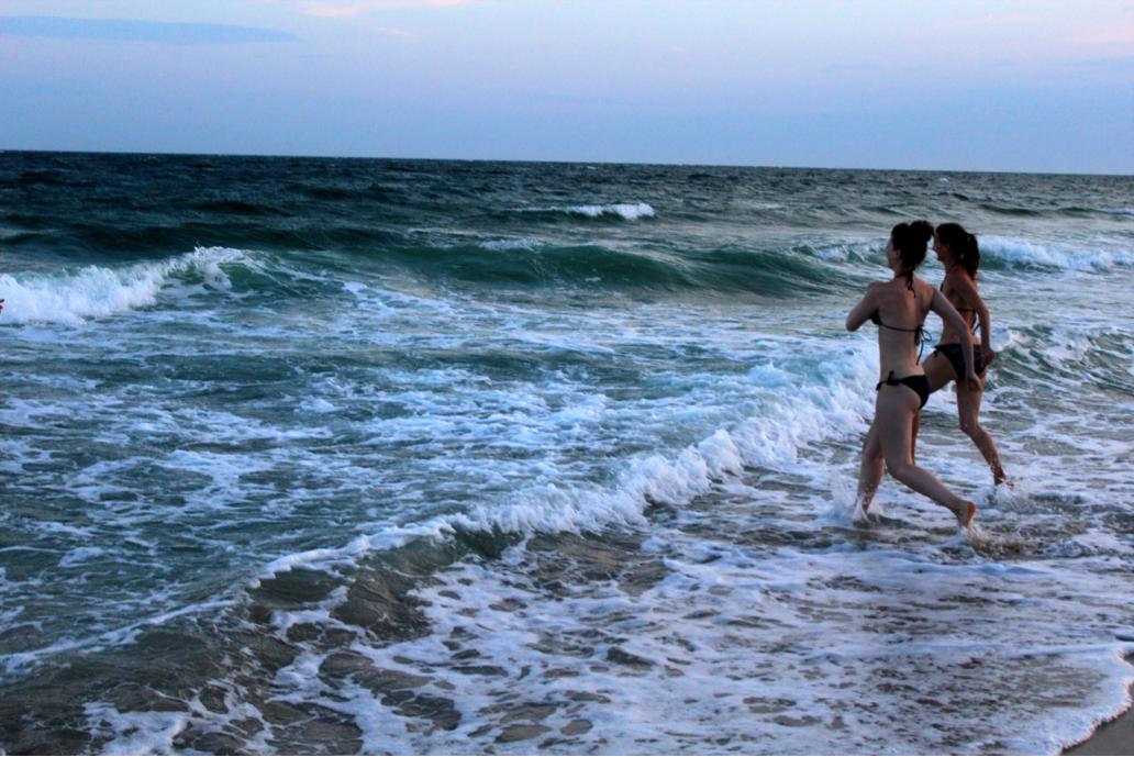 BeachSunsetSwim7