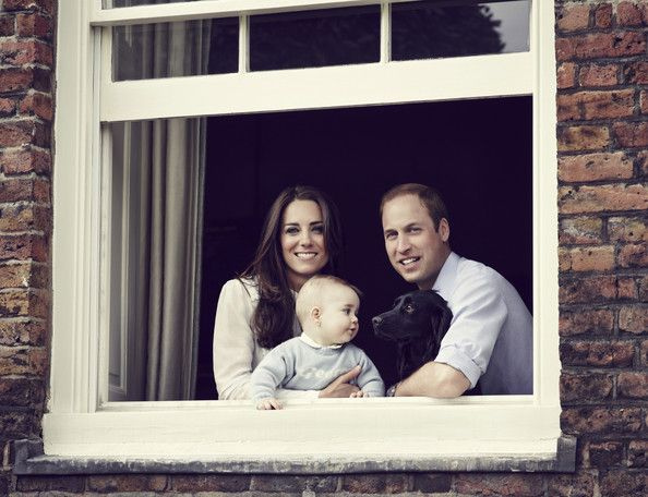 Will, Kate and George