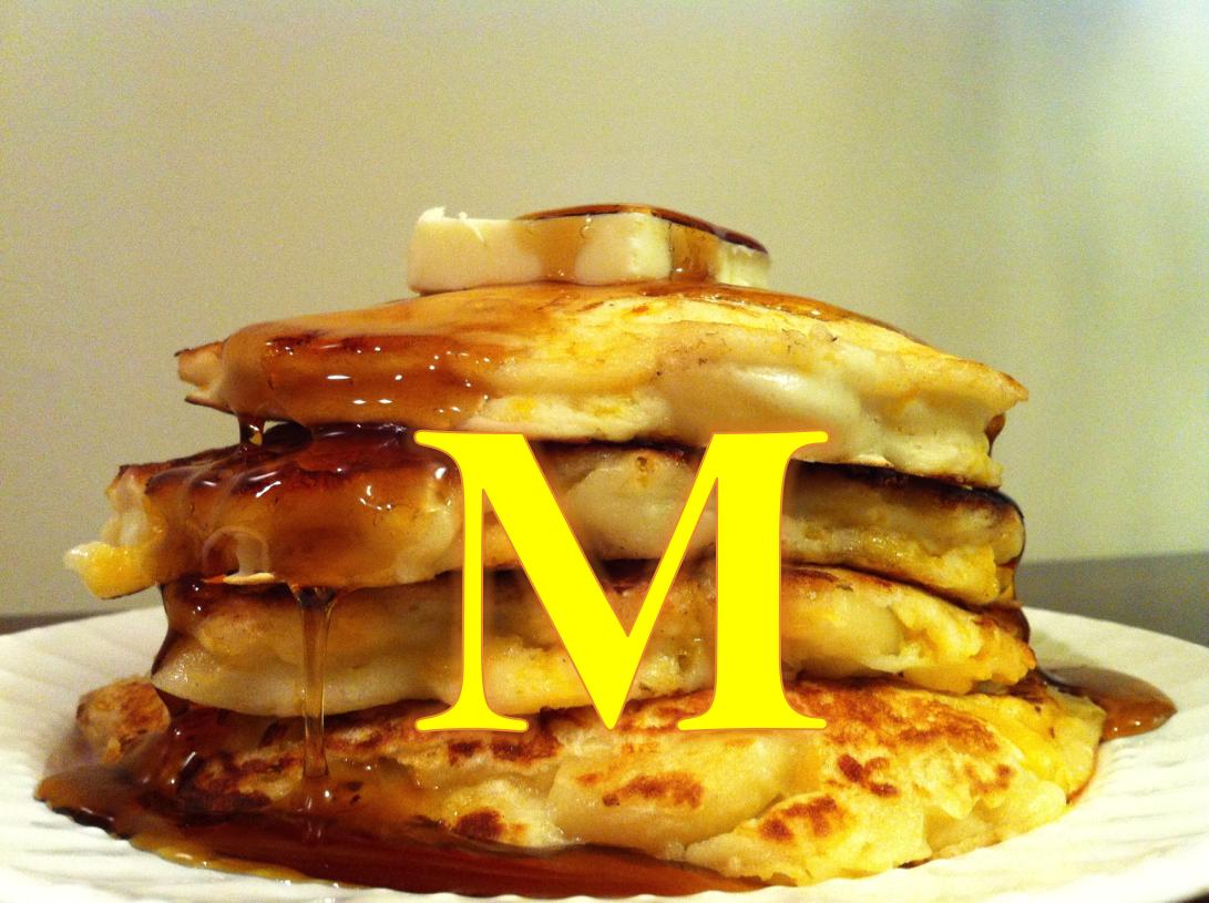 Mac&CheesePancakes - M