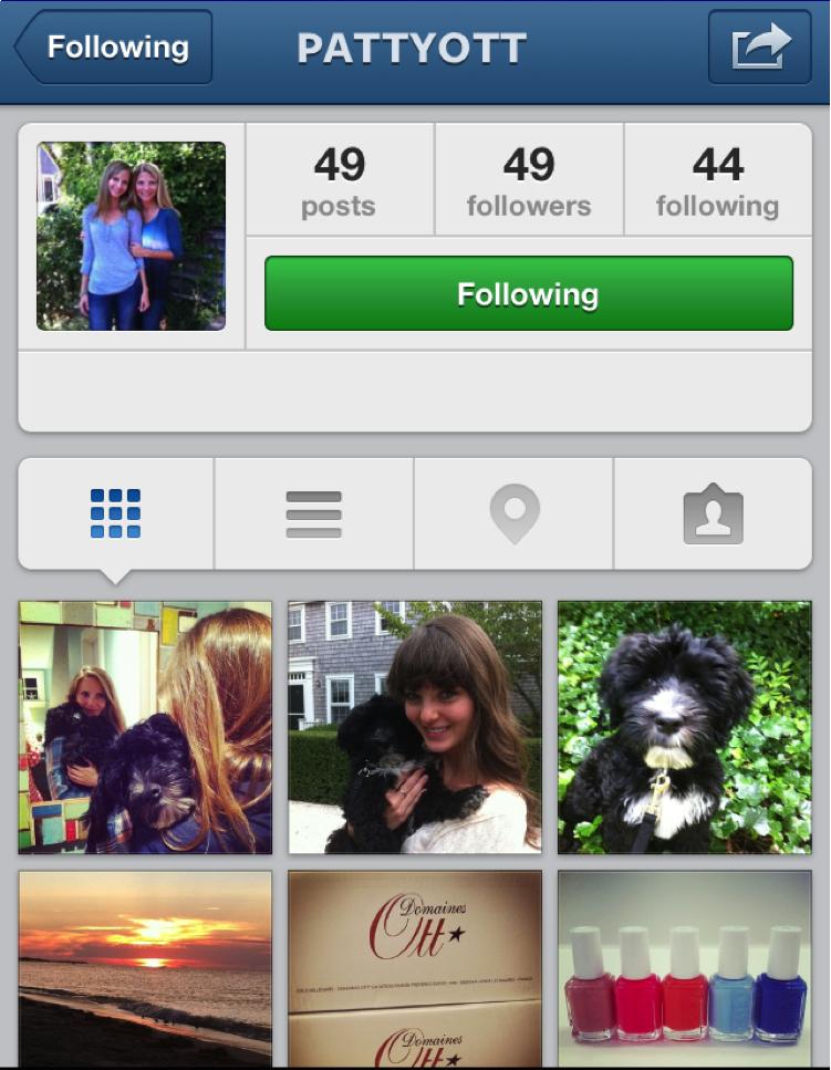 Patty Instagram
