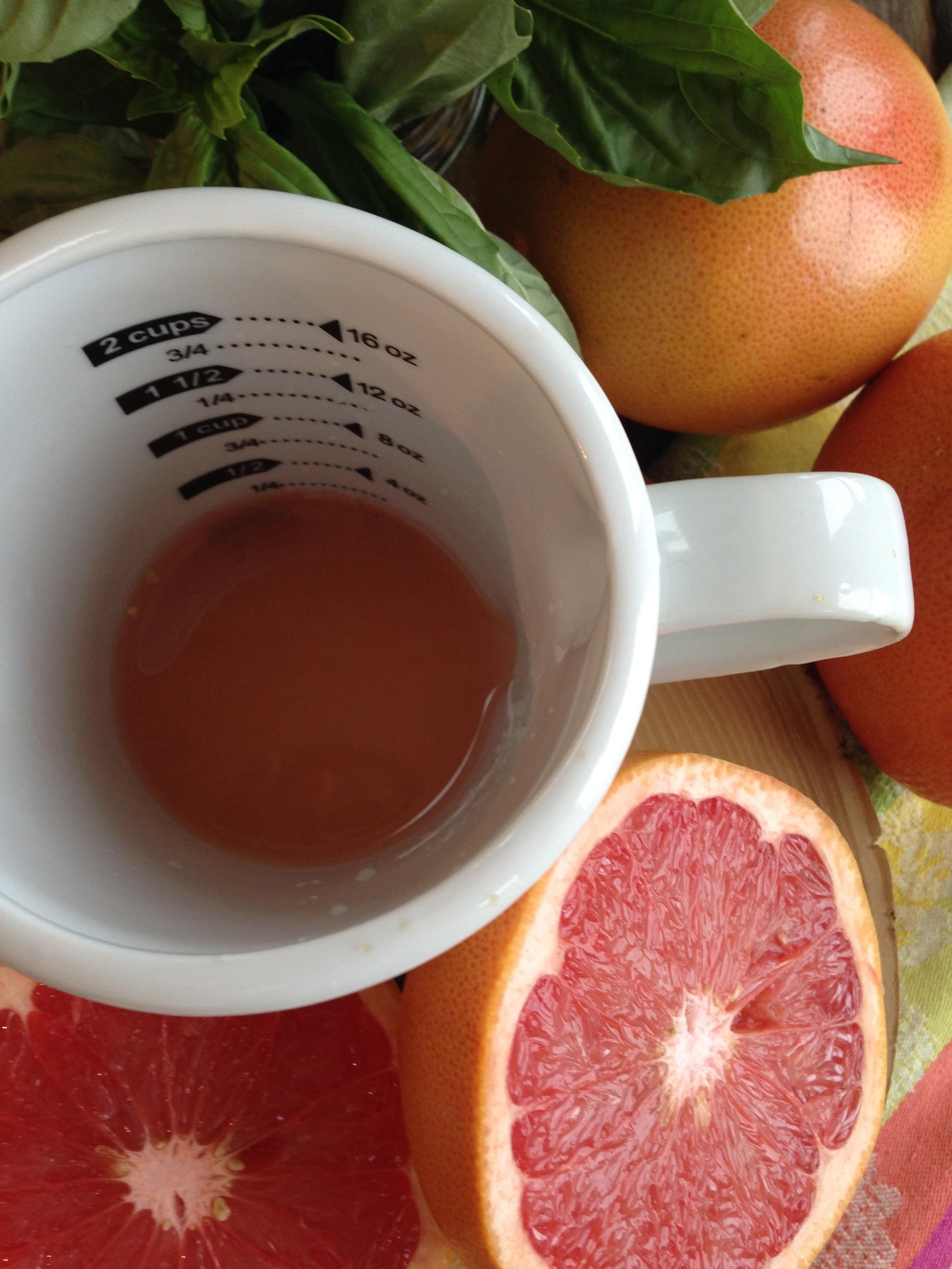 p&ggrapefruit