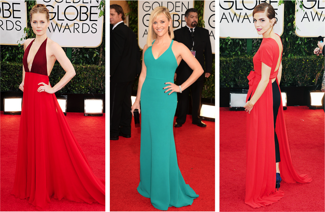 Allison's Best Dressed - Golden Globes