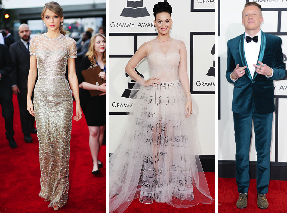 Carolines - Best Dressed Grammys 2014