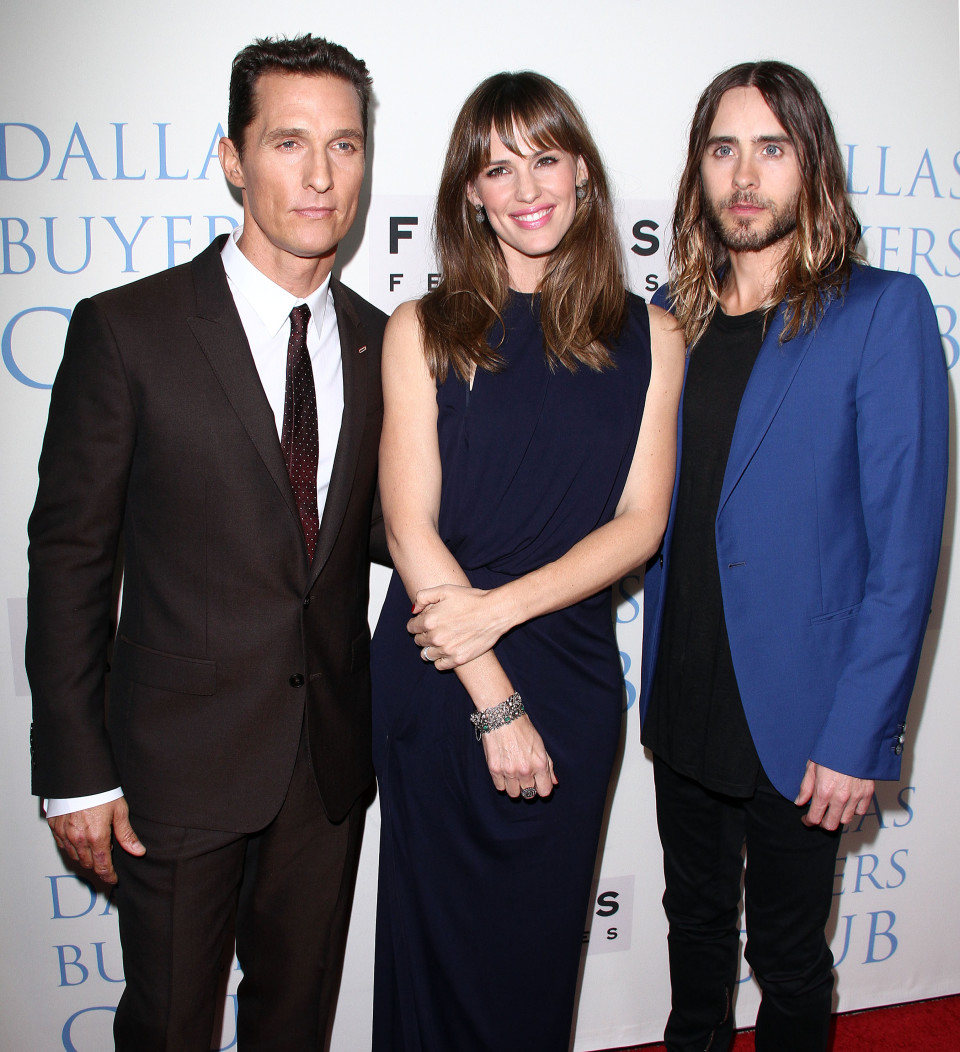 Dallas Buyers Club Premieres in Beverly Hills