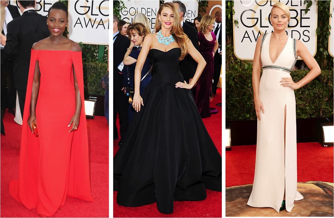 Emily's Best Dressed - Golden Globes 2014