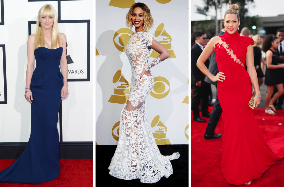 Emily's - Best Dressed Grammys 2014